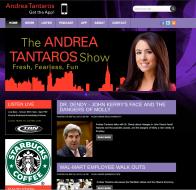 Andrea Tantaros Home Page.