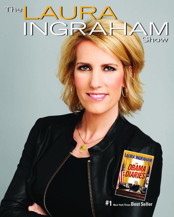 Laura Ingraham promo piece.